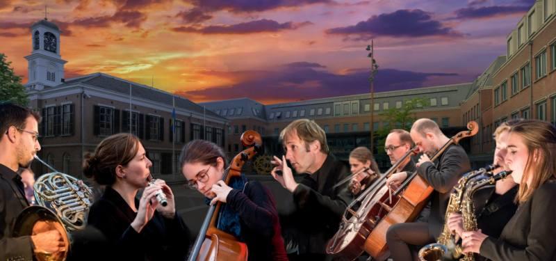 Raadhuispleinconcert op 30 augustus met bijdrage door Muziekschool Barneveld